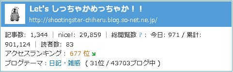 90万アクセス突破_20090103.PNG